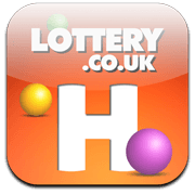 Health Lottery Icon
