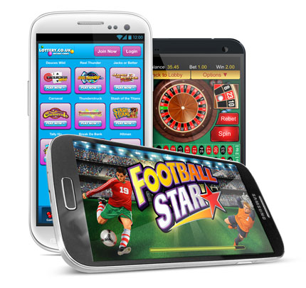 The advantages of the casino for mobile