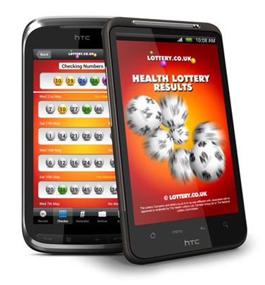 Android Lotto App