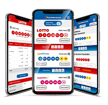 National Lottery Results iPhone App | Free Download
