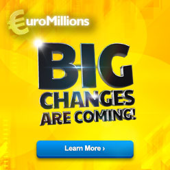 EuroMillions September Changes