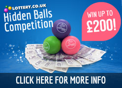 Lottery.co.uk #HiddenBalls Competition
