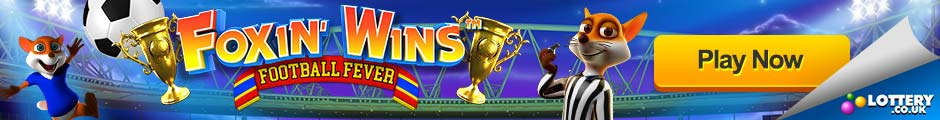 Foxin' Wins Football Fever Online Slot - Play Now