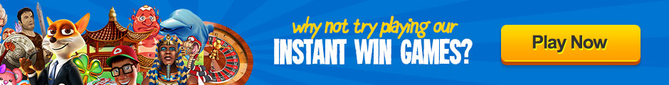 Why not try playing our instant win games?