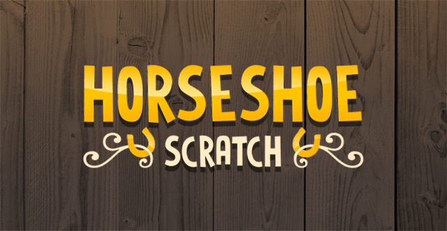 Scratchcard Horseshoe