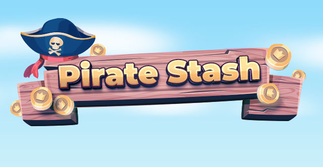 Scratchcard Pirates Stash