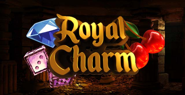 Scratchcard Royal Charm