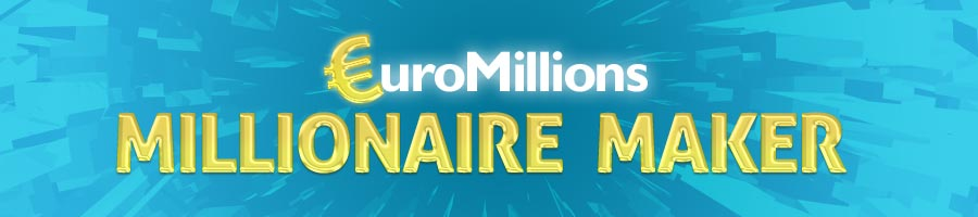 Special Millionaire Maker Raffle to Celebrate the National Lottery's 25th Birthday