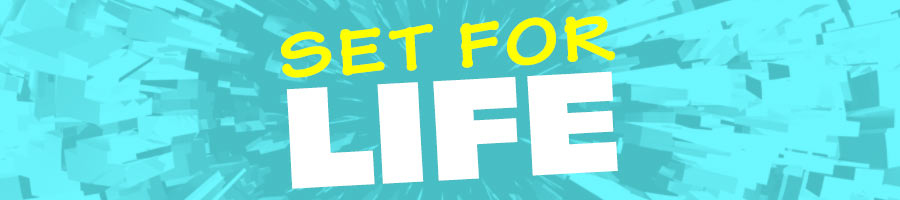 National Lottery Announces New 'Set For Life' Annuity Game