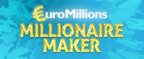 เครื่องทำเงินล้านเหรียญ EuroMillions