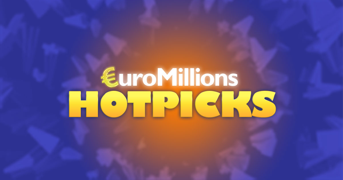 EuroMillions HotPicks Results | Latest Numbers