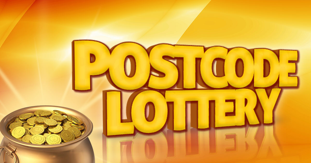 Postcode Lotto