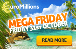 EuroMillions Mega Friday