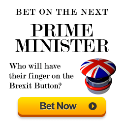 Bet on the next Prime Minister
