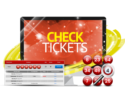 Automatic Ticket Checker