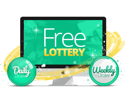Free Lottery on a computer